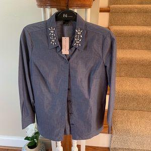 Dress Ann Taylor Shirt